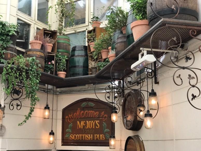 McJoy's Choice Scottish Bar, Copenhagen