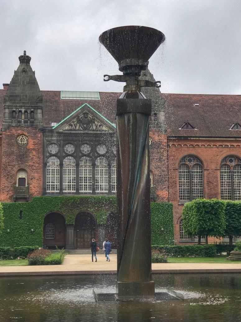 Royal Library Garden, Copenhagen