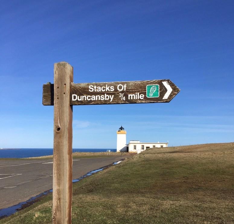 Duncansby Head, Caithness