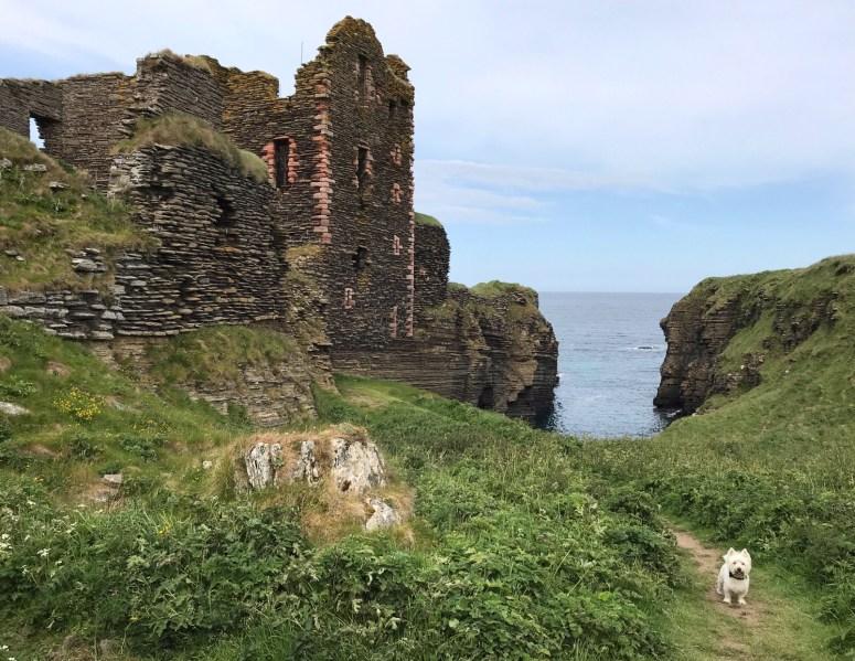 Castle Sinclair Girnigoe, Caithness