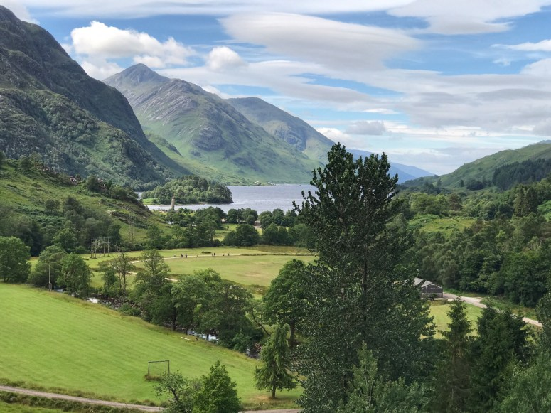 Glenfinnan, Lochaber