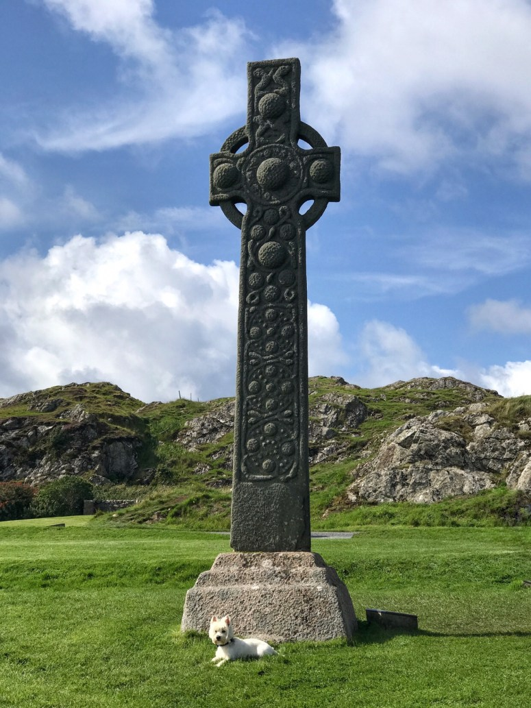 St Martin's Cross, Isle of Iona