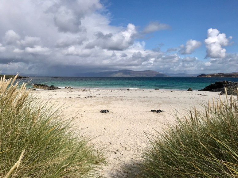 Beach, Isle of Iona
