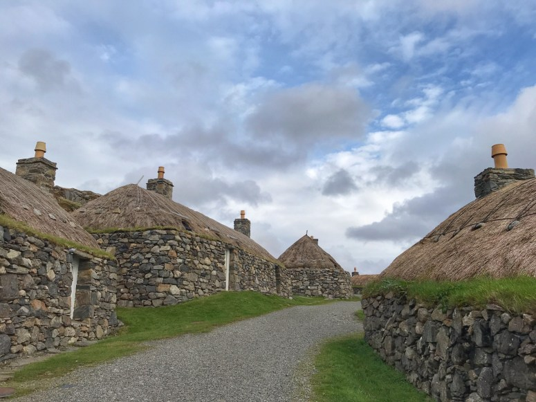 Gearrannan Blackhouse Village, Lewis