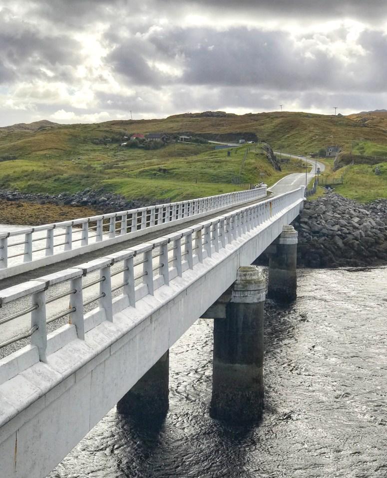 Bridge, Great Bernera