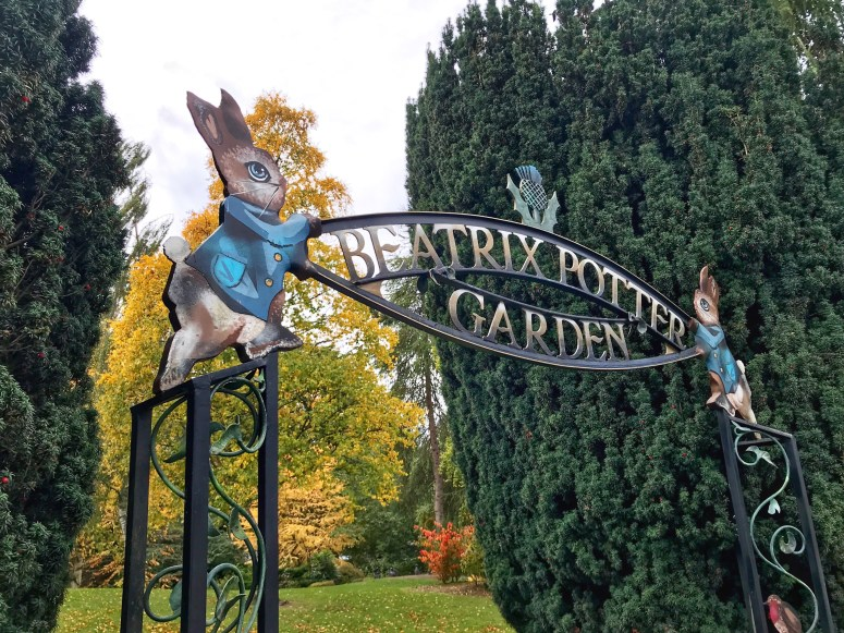 Beatrix Potter Garden, Birnam