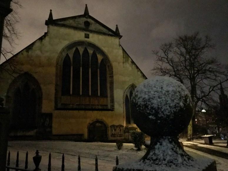 Greyfriars Kirk, Haunted Edinburgh
