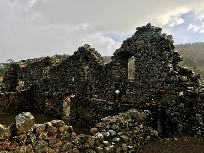 Deer Abbey, Aberdeenshire