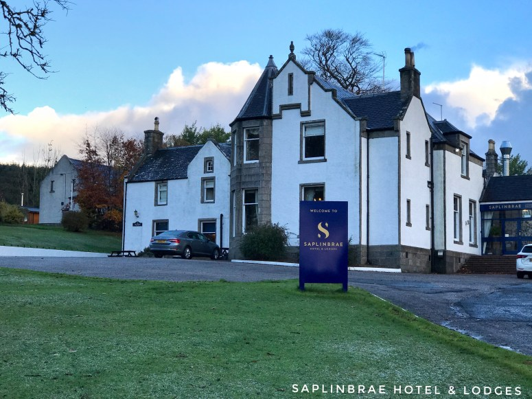 Saplinbrae Hotel & Lodges, Aberdeenshire