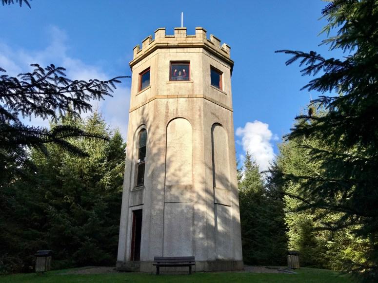 Drinnie's Wood Observatory, Aberdeenshire