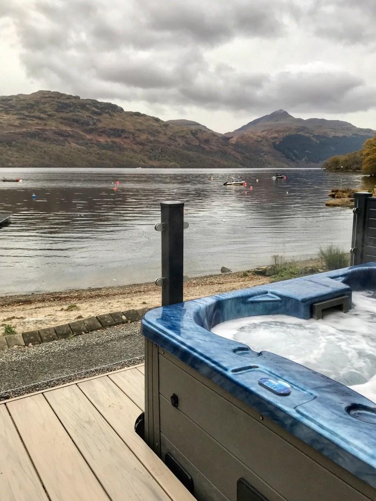 Argyll Holidays, Loch Lomond Holiday Park