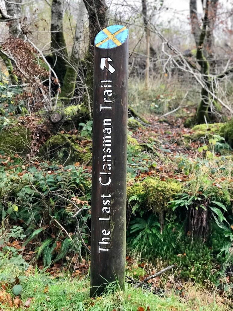 The Last Clansman Trail, Glen Creran