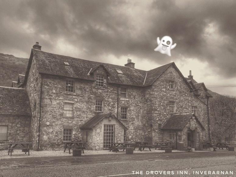 Drovers Inn, Inverarnan