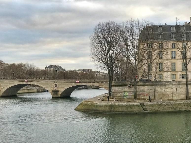 Ile Saint Louis, Paris