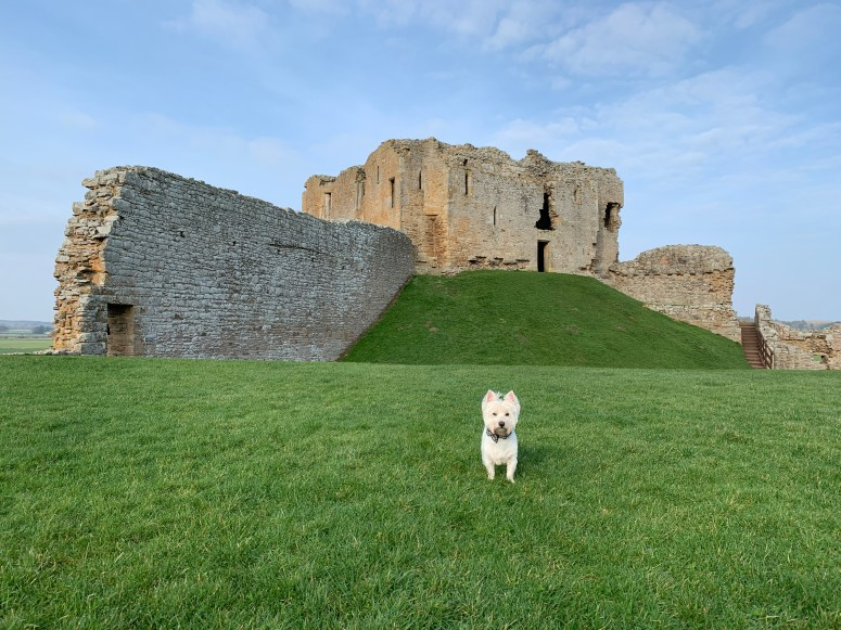 Duffus Castle, Moray