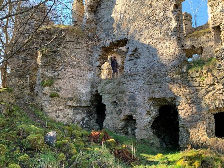 Boyne Castle, Aberdeenshire
