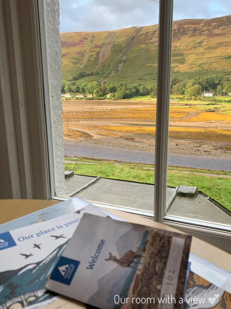 Hostelling Scotland, Lochranza Youth Hostel