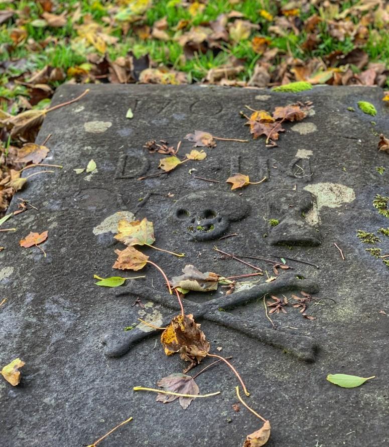Old Kilmadock Churchyard