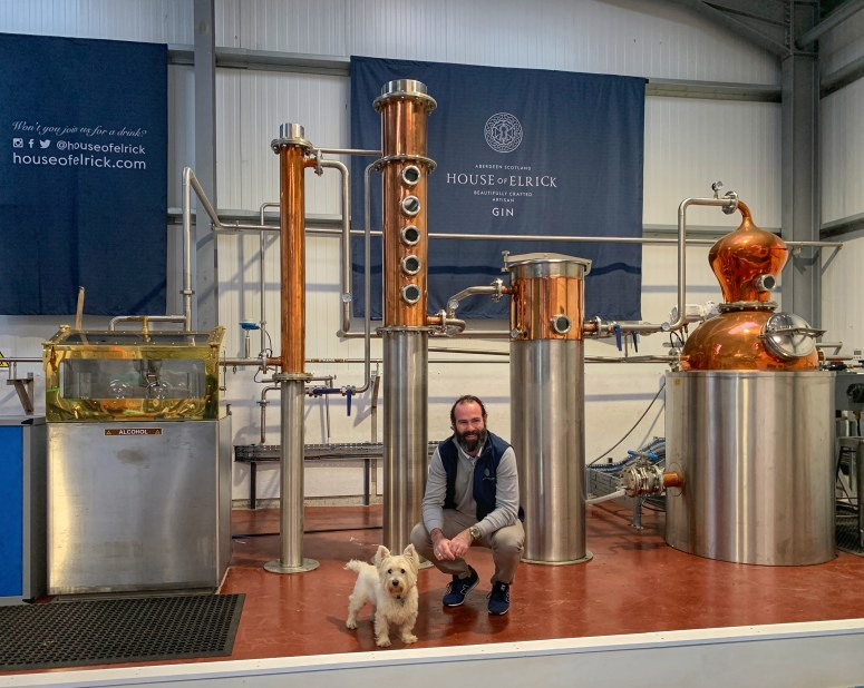 House of Elrick Distillery