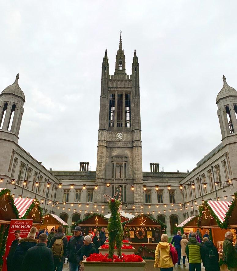 Aberdeen Christmas market