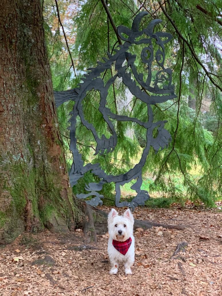 Gruffalo Trail Ardkinglas Woodland Garden
