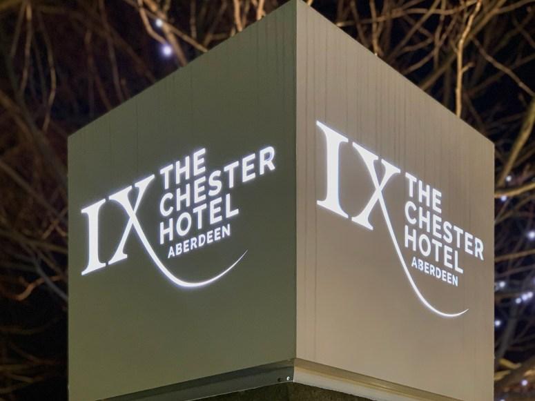 XI Restaurant, Aberdeen