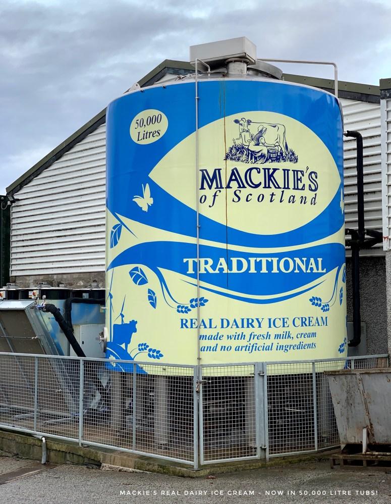 Mackie's of Scotland.