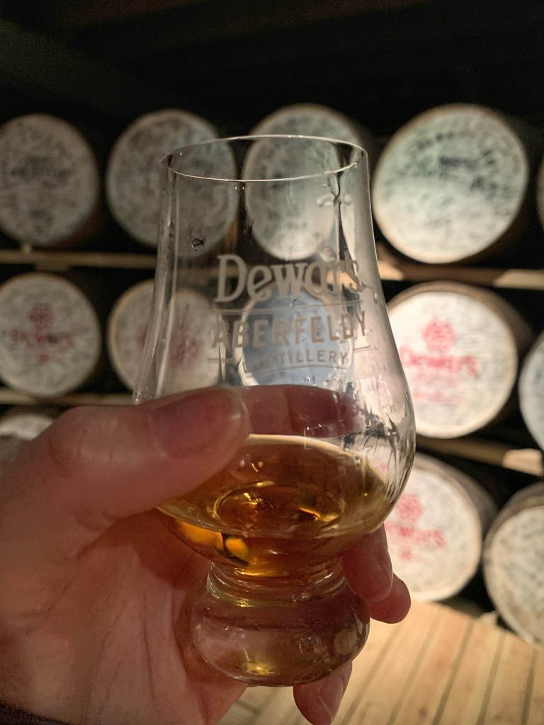 Dewar's of Aberfeldy Tour Musement