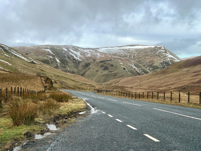 Dalveen Pass, Dumfries and Galloway