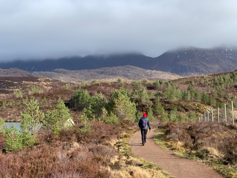 Leitir Easaidh All-Abilities path, Little Assynt