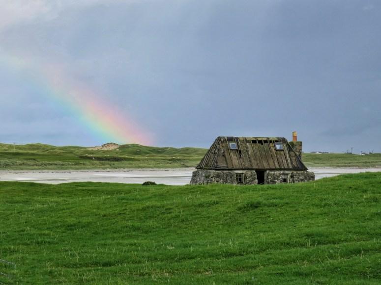 Rainbow Isle of Tiree