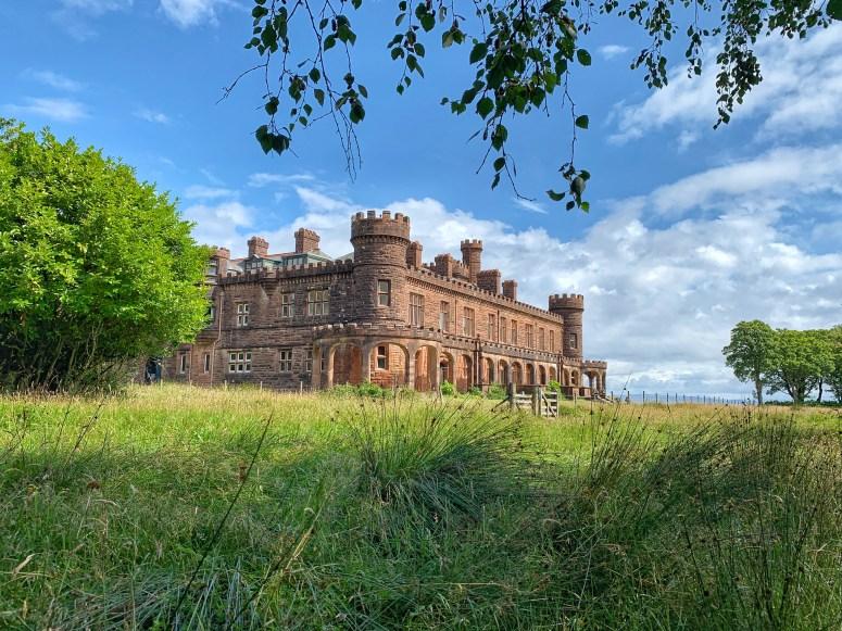 Kinloch Castle, Isle of Rum
