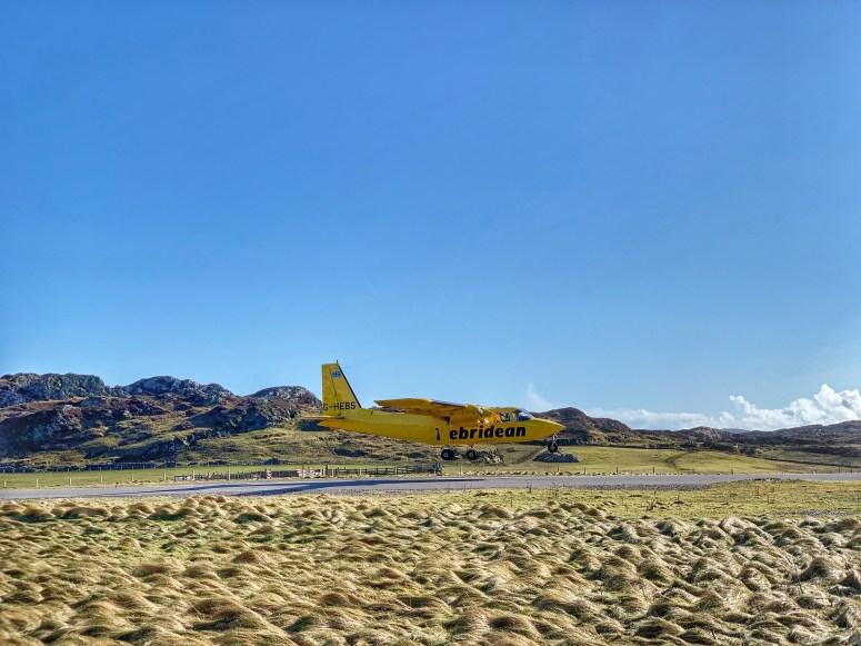 Colonsay airstrip