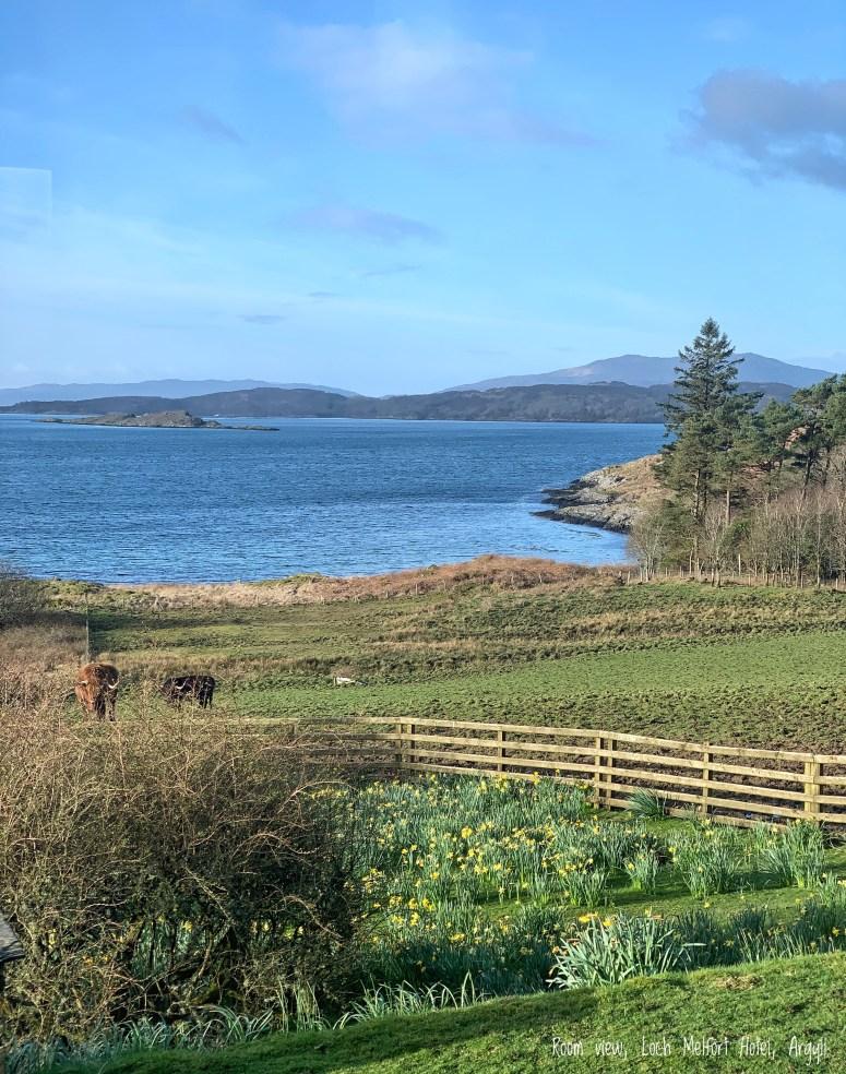 Loch Melfort Hotel, heart of Argyll