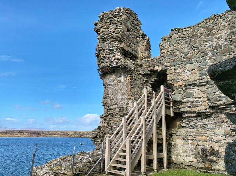 Castle Sween, heart of argyll