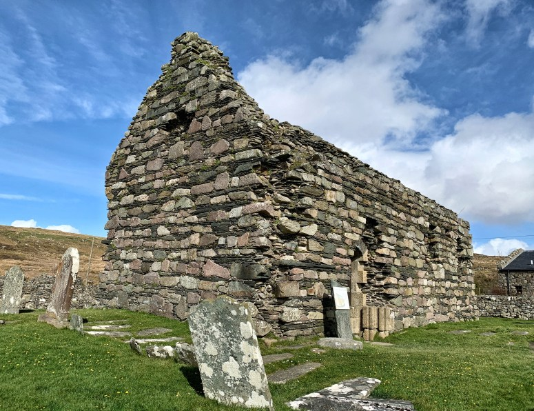 Kilmory Knap Chapel, heart of Argyll