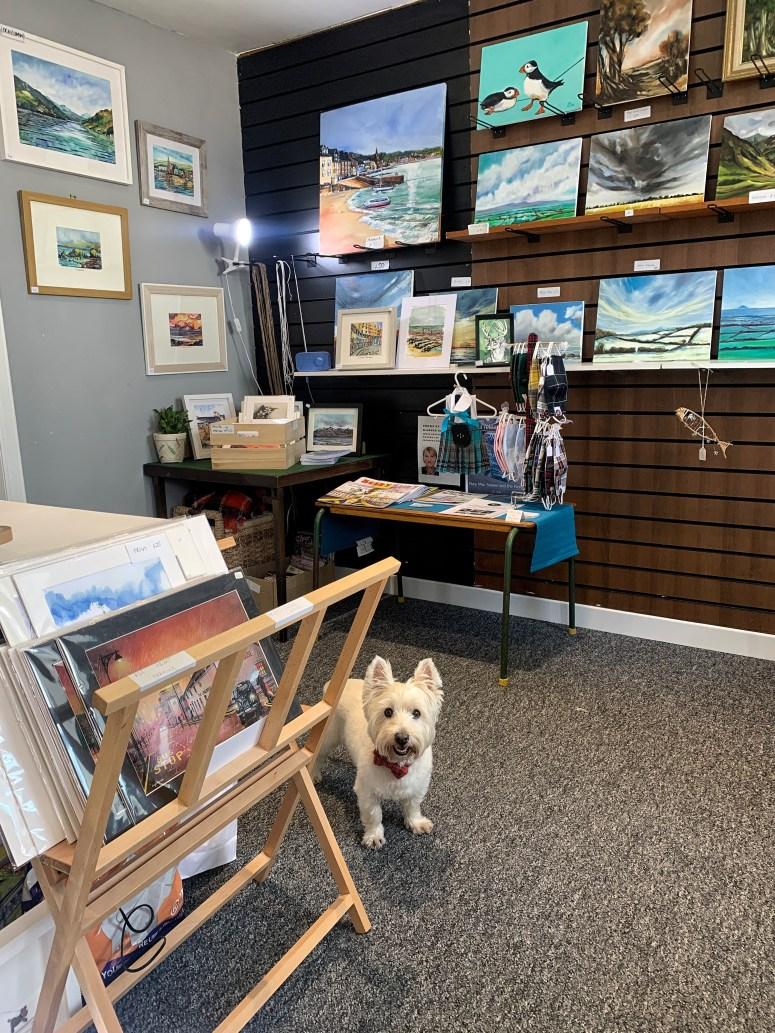 Wee Art Shop, Kilmaurs