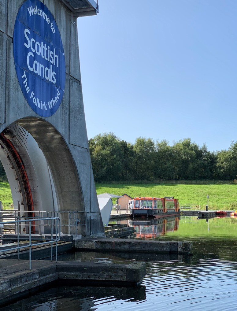 The Falkirk Wheel, Visit Falkirk
