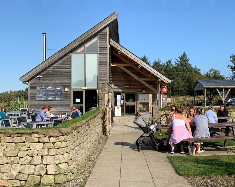 Cafe @ Canada Wood, Visit Falkirk