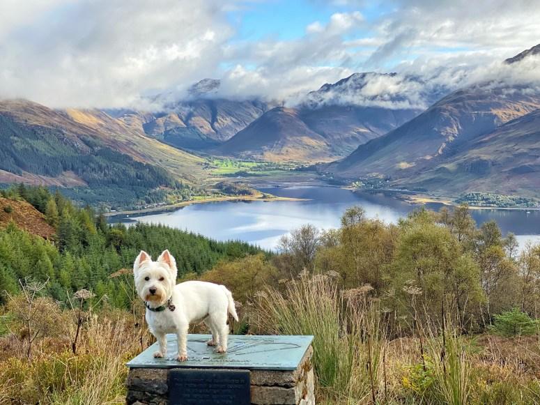 Ratagan Pass, Scottish Highlands