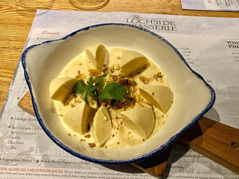 Kulfi, The Lochside Brasserie