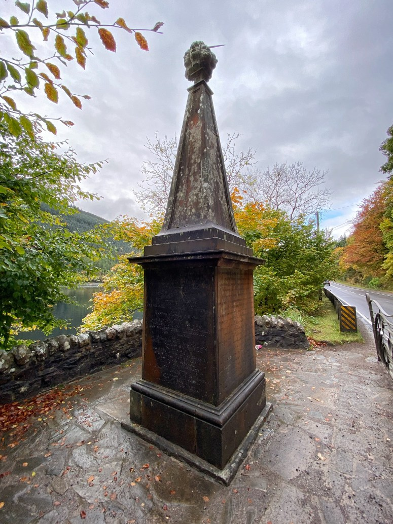 Well of Seven Heads, Scottish Highlands