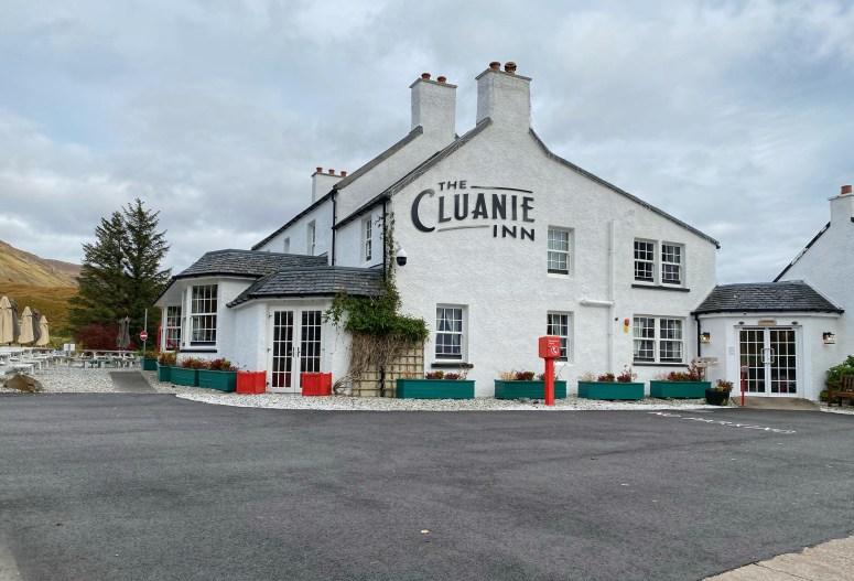 The Cluanie Inn, Highland Hotels