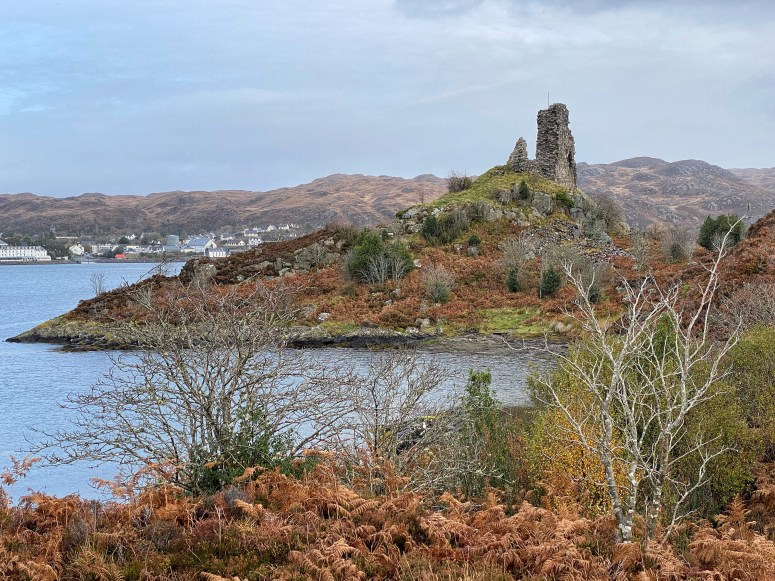 Caisteal Maol, Isle of Skye