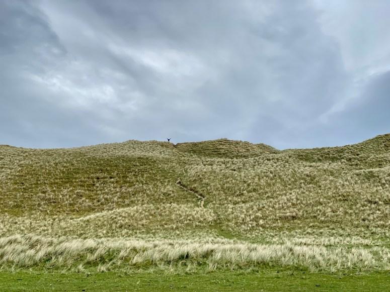 Sand dunes, Crossapol Bay, Isle of Coll