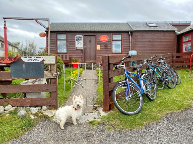 Arinagour Post Office, Isle of Coll