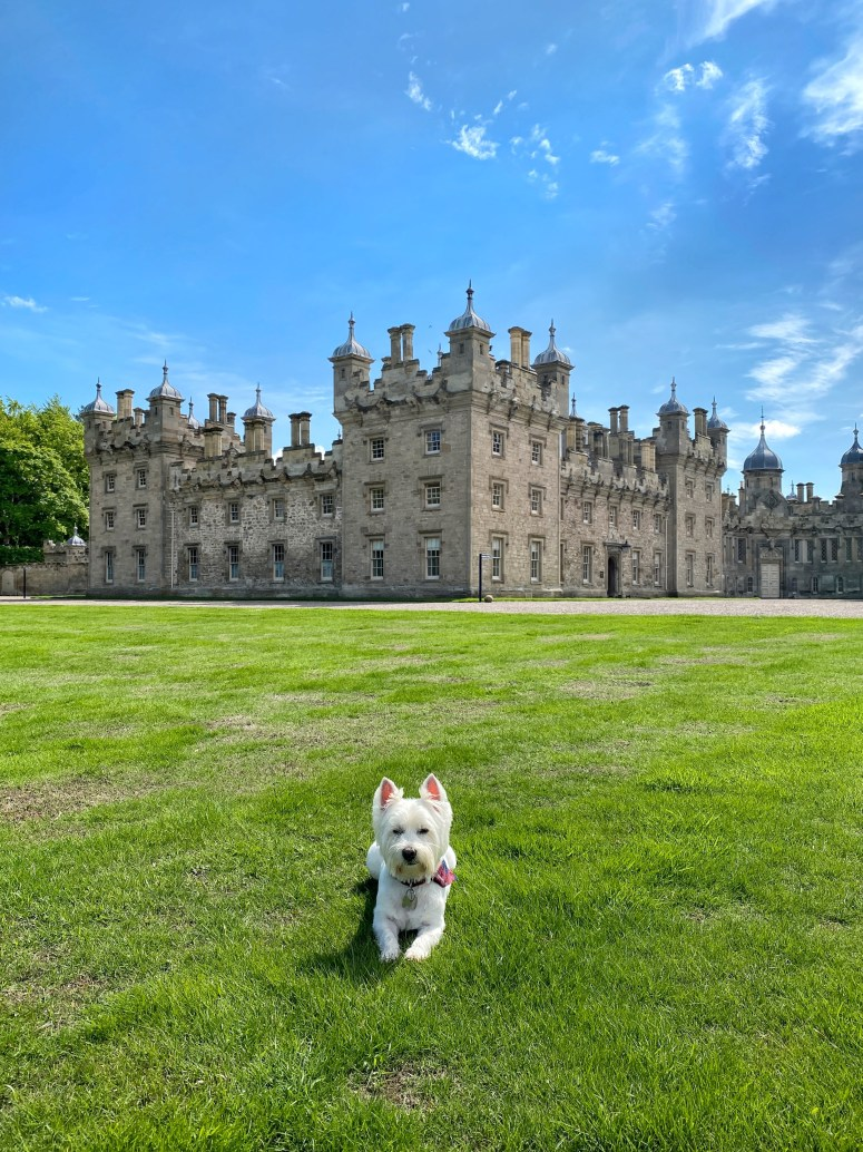 Floors Castle and Gardens, Scottish Borders
