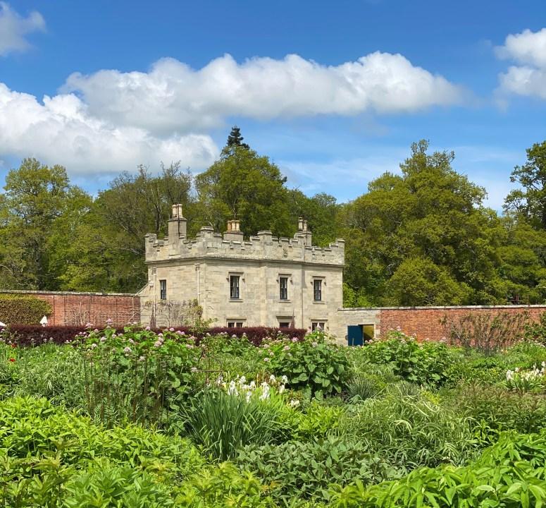 Walled Garden, Floors Castle, Kelso