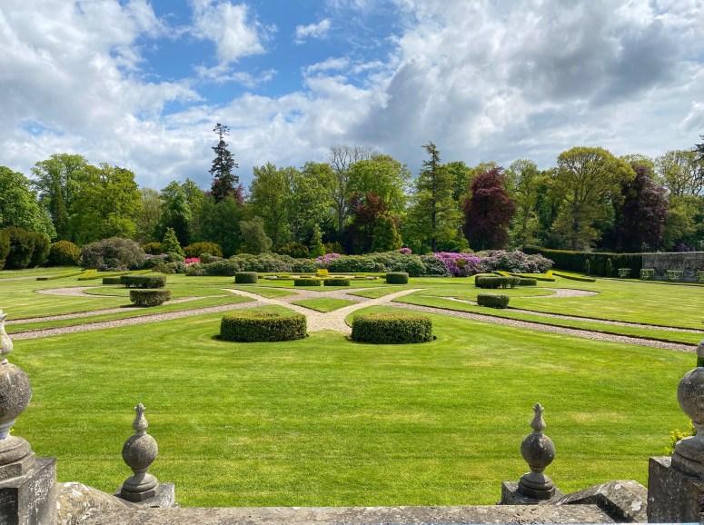 Millennium Garden, Floors Castle, Scottish Borders