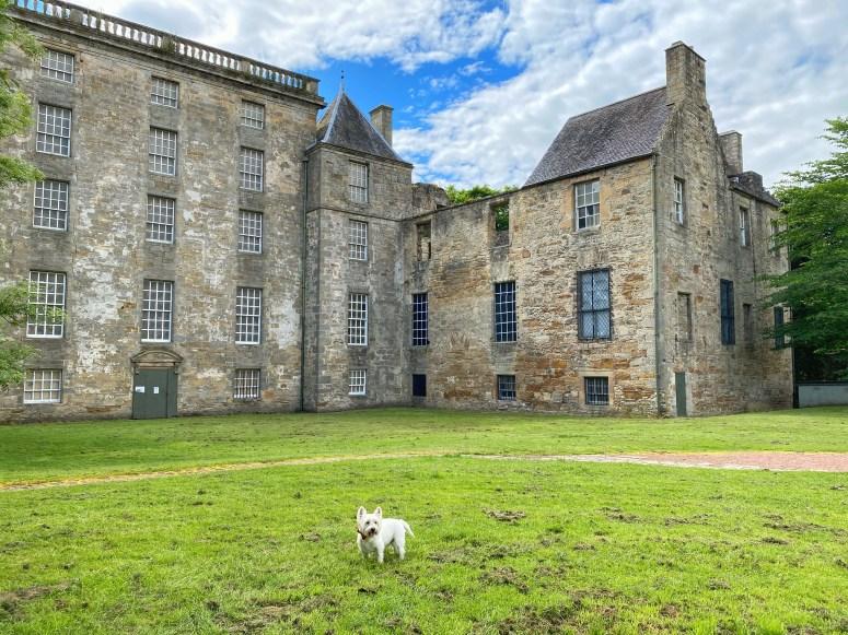 Kinneil House, Exploring Falkirk Bo'ness